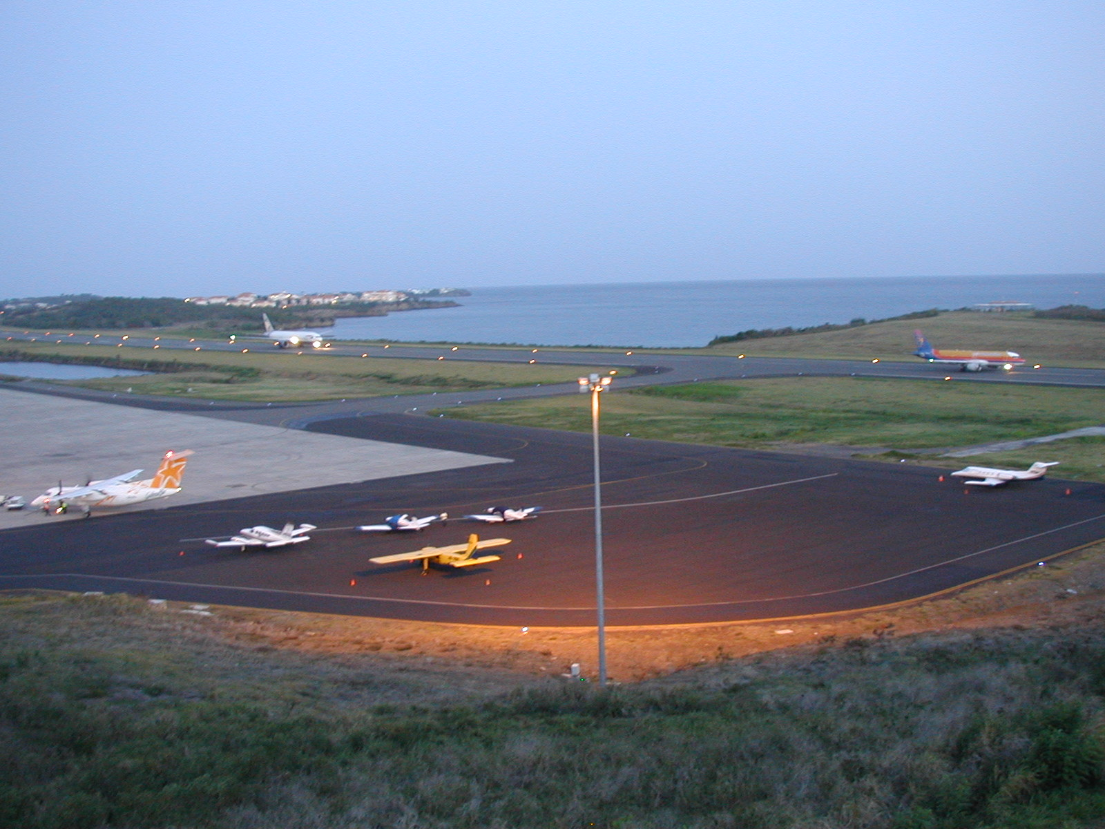 Aerospace Engineering - Atom™ Operations at Point Salines International Airport